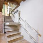 Ανελκυστήρας σκάλας - Lg straight