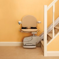 Ανελκυστήρας σκάλας Handicare Simplicity